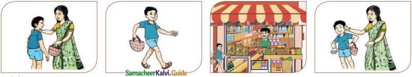 Samacheer Kalvi 6th English Guide Term 1 Poem 3 I Dream of Spices 2