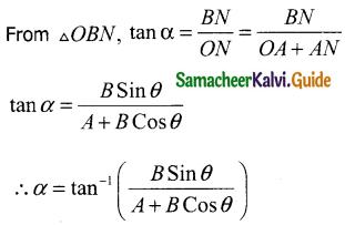 Samacheer Kalvi 11th Physics Guide Chapter 2 Kinematics 22