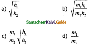 Samacheer Kalvi 11th Physics Guide Chapter 2 Kinematics 5