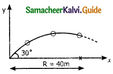Samacheer Kalvi 11th Physics Guide Chapter 2 Kinematics 59