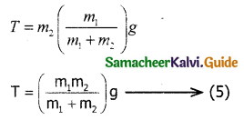 Samacheer Kalvi 11th Physics Guide Chapter 3 Laws of Motion 20