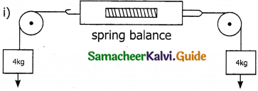 Samacheer Kalvi 11th Physics Guide Chapter 3 Laws of Motion 32