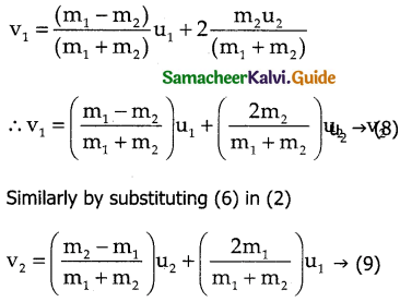 Samacheer Kalvi 11th Physics Guide Chapter 4 Work, Energy and Power 14