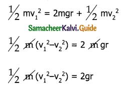 Samacheer Kalvi 11th Physics Guide Chapter 4 Work, Energy and Power 49