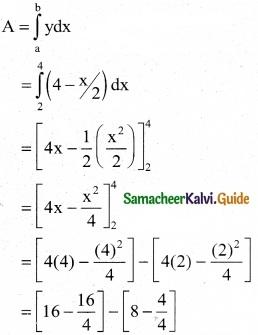 Samacheer Kalvi 12th Business Maths Guide Chapter 3 Integral Calculus II Ex 3.1 1