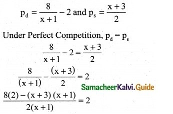 Samacheer Kalvi 12th Business Maths Guide Chapter 3 Integral Calculus II Ex 3.3 7