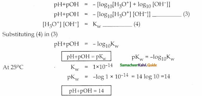 Samacheer Kalvi 12th Chemistry Guide Chapter 8 Ionic Equilibrium 56