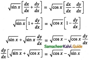 Samacheer Kalvi 12th Maths Guide Chapter 10 Ordinary Differential Equations Ex 10.9 2