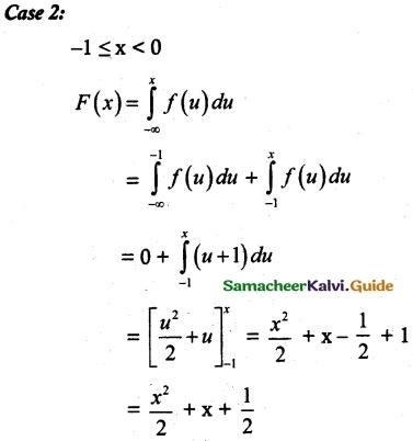 Samacheer Kalvi 12th Maths Guide Chapter 11 Probability Distributions Ex 11.3 15