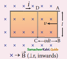 Samacheer Kalvi 12th Physics Guide Chapter 4 Electromagnetic Induction and Alternating Current 27