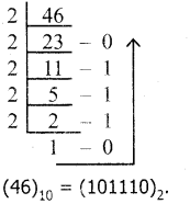 Samacheer Kalvi 11th Computer Science Guide Chapter 2 Number Systems 2