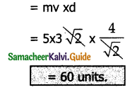 Samacheer Kalvi 11th Physics Guide Chapter 5 Motion of System of Particles and Rigid Bodies 34