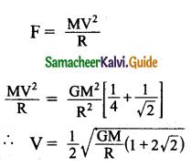 Samacheer Kalvi 11th Physics Guide Chapter 6 Gravitation 41