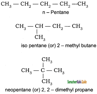 Samacheer Kalvi 11th Chemistry Guide Chapter 11 Fundamentals of Organic Chemistry 46
