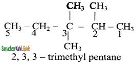 Samacheer Kalvi 11th Chemistry Guide Chapter 11 Fundamentals of Organic Chemistry 92