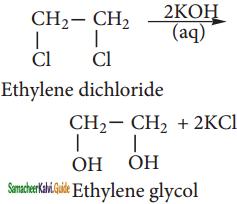 Samacheer Kalvi 11th Chemistry Guide Chapter 14 Haloalkanes and Haloarenes 136