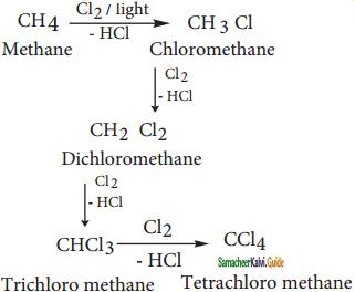 Samacheer Kalvi 11th Chemistry Guide Chapter 14 Haloalkanes and Haloarenes 84