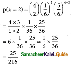 Samacheer Kalvi 12th Business Maths Guide Chapter 7 Probability Distributions Ex 7.1 21