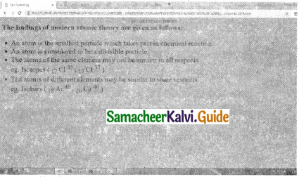 Samacheer Kalvi 11th Computer Applications Guide Chapter 11 HTML – Formatting Text, Creating Tables, List and Links 13