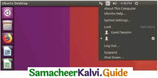 Samacheer Kalvi 11th Computer Applications Guide Chapter 5 Working with Typical Operating System (Windows & Linux) 21