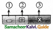 Samacheer Kalvi 11th Computer Applications Guide Chapter 6 Word Processor Basics (OpenOffice Writer) 9
