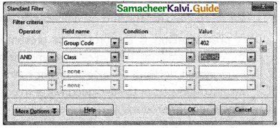 Samacheer Kalvi 11th Computer Applications Guide Chapter 7 Spreadsheets Basics (OpenOffice Calc) 38