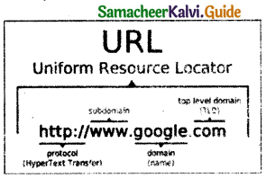 Samacheer Kalvi 11th Computer Applications Guide Chapter 9 Introduction to Internet and Email 1
