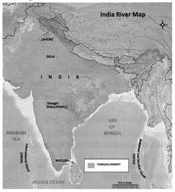 Samacheer Kalvi 7th Social Science History Solutions Term 1 Chapter 4 The Delhi Sultanate 1