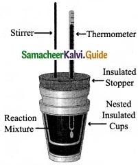 Tamil Nadu 11th Chemistry Model Question Paper 1 English Medium img 16
