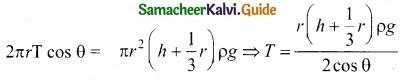 Tamil Nadu 11th Physics Model Question Paper 2 English Medium img 22