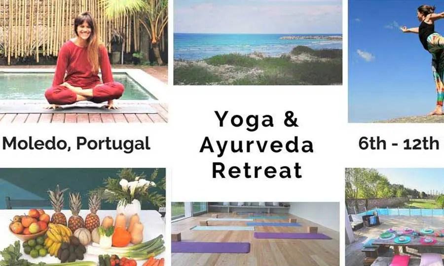 yoga retiros portugal