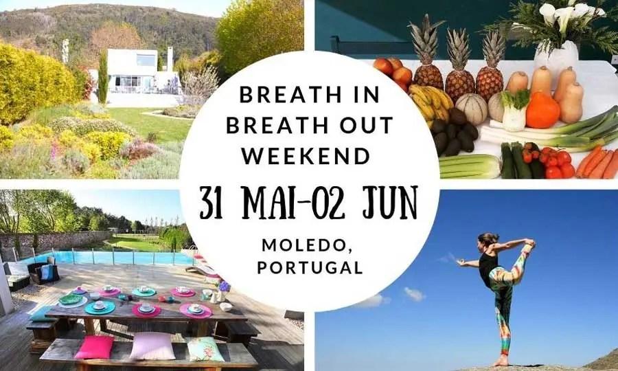 retiros de yoga portugal