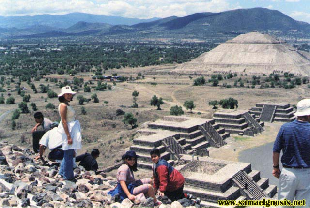 Zona Arqueol 243 Gica De Teotihuacan Foto 20