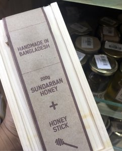 Sunderban's honey gift box