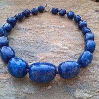 Naszyjnik - Lapis Lazuli