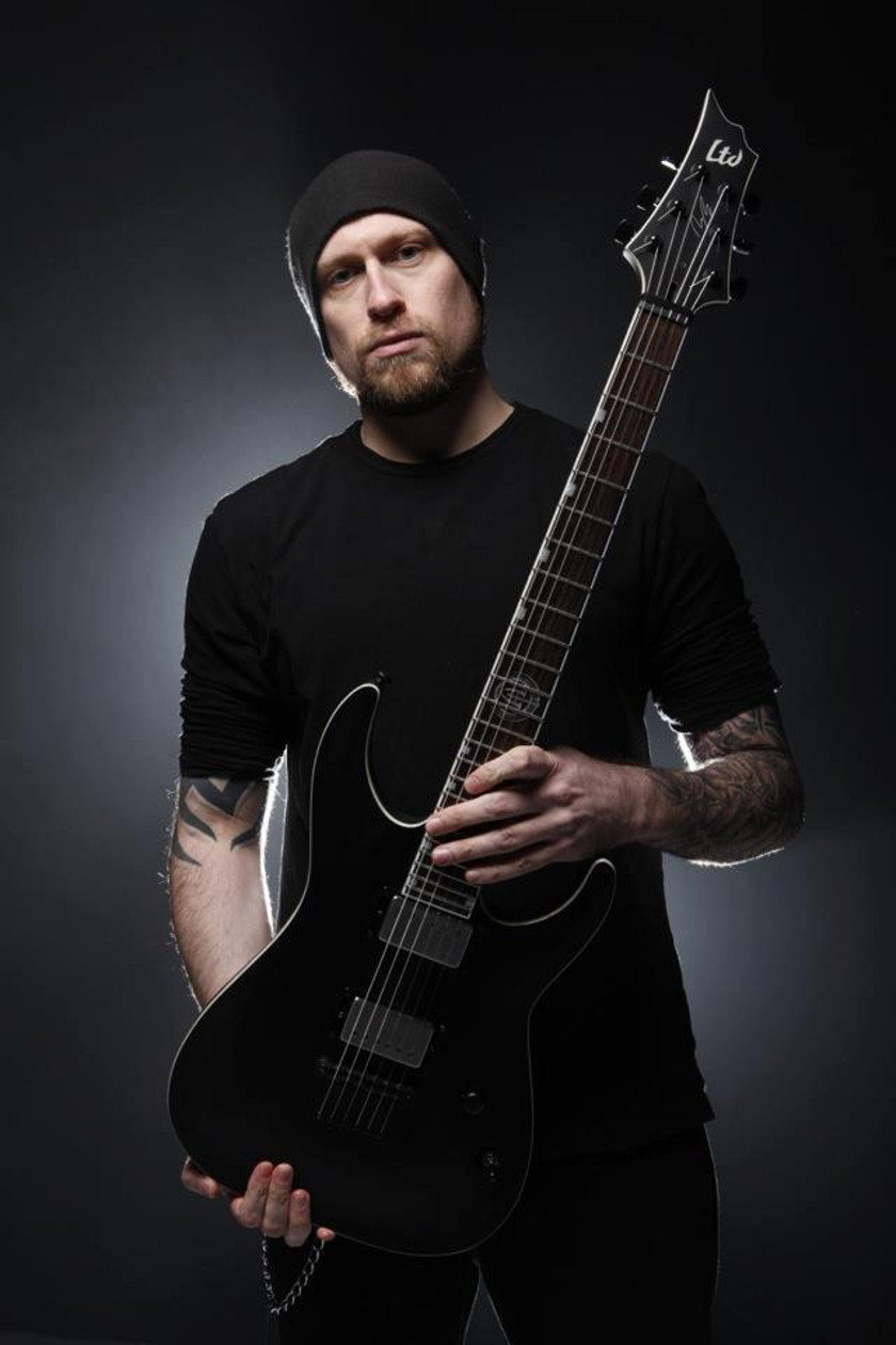 Andy James Backing Track – Shred All Your Want