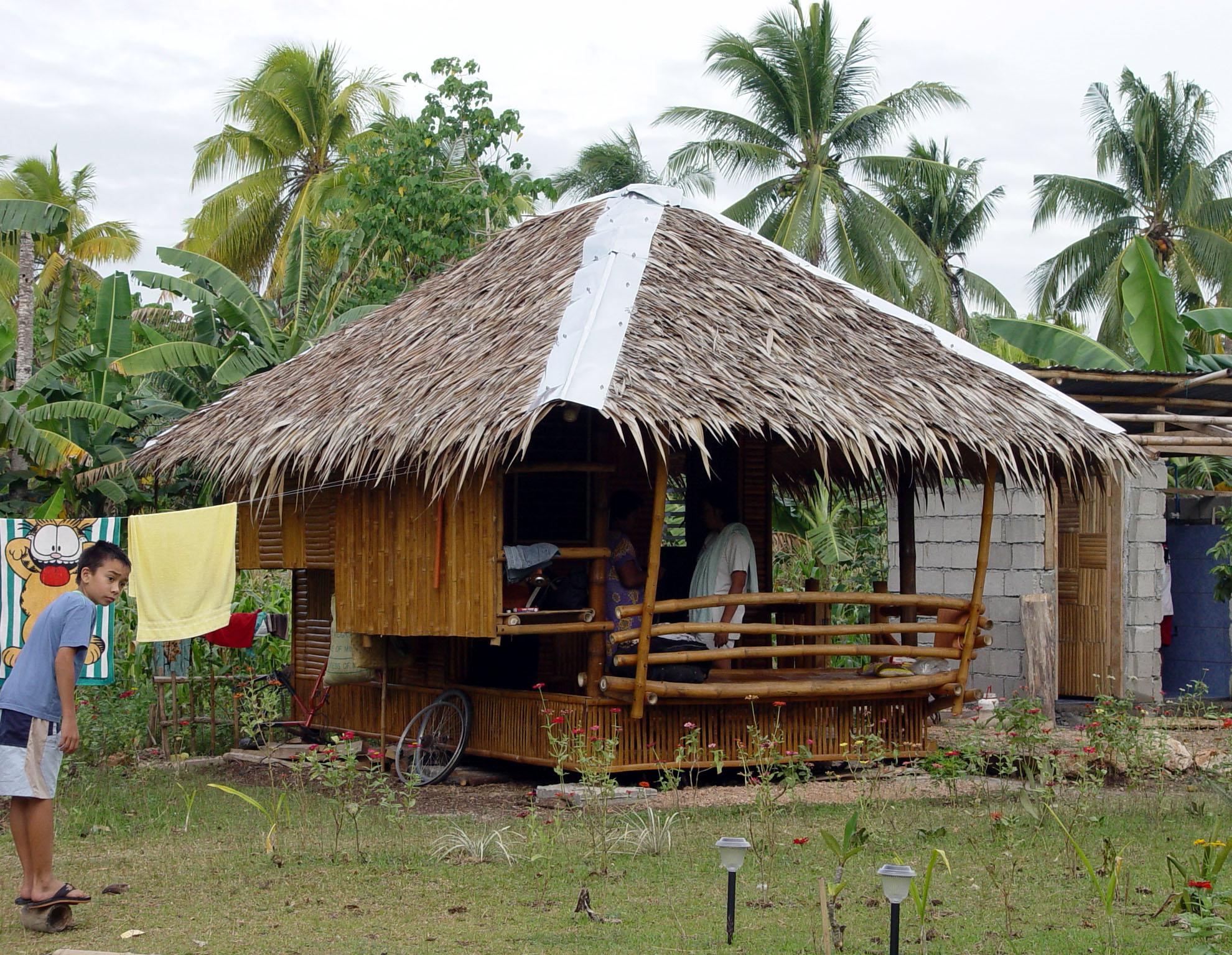 Modern modern nipa hut design bahay kubo l