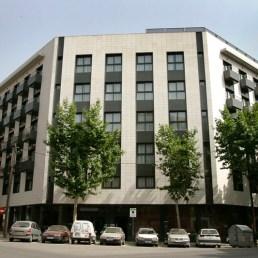 Residencia Sagrada Familia. Barcelona