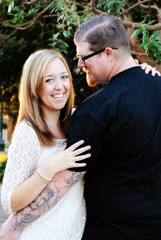Matt and Amie's Engagement Pictures in Orange Circle_0854