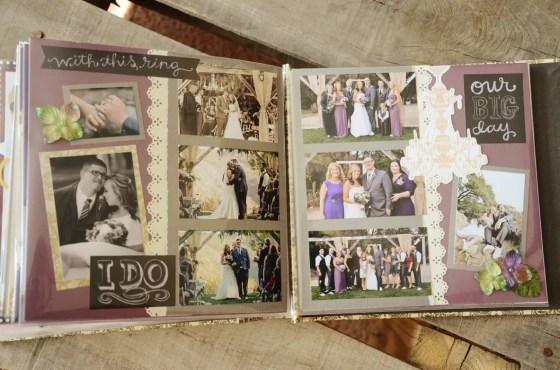 bridal scrapbook 0808