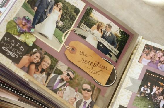 bridal scrapbook 0816
