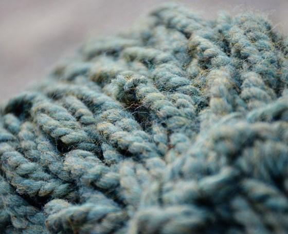 mama and mia scarf emerald closeup 52