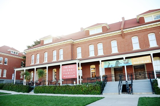 walt disney family museum 591