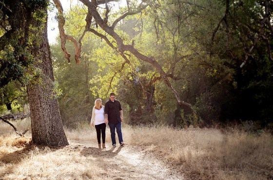Santa Rosa Plateau Maternity Photography | Amie and Matt 4