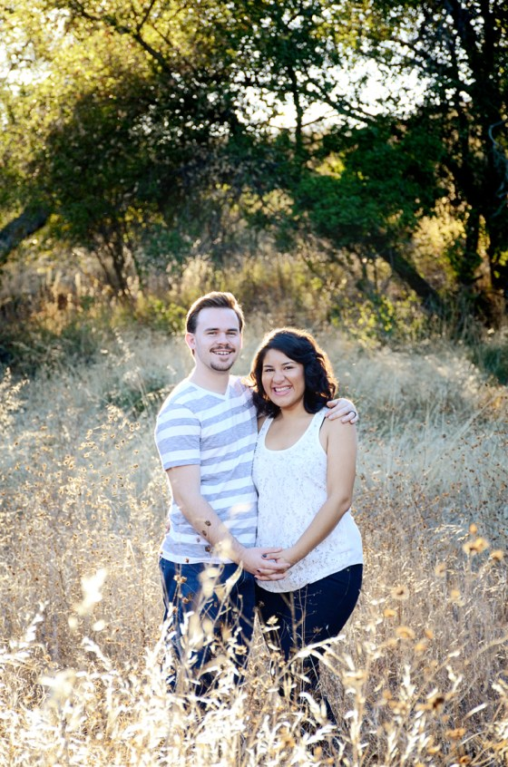 Ortega Mountains Anniversary Portraits | Hedder and Reed 679