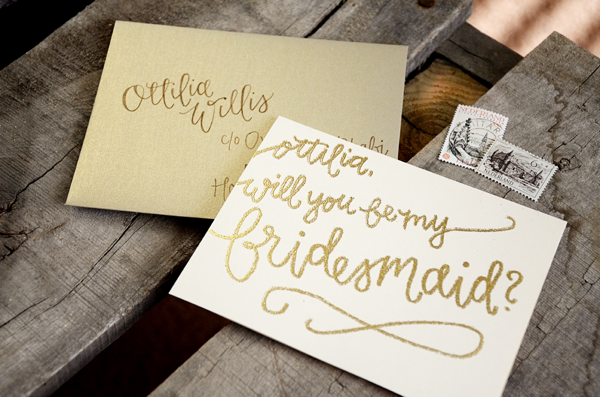 Your New Friend Sam Etsy Shop Will You Be In My Bridal Party Cards