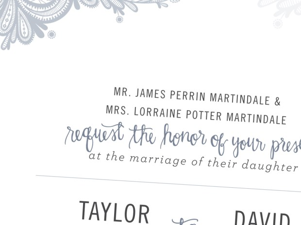 taylors wedding invitation sneak peek