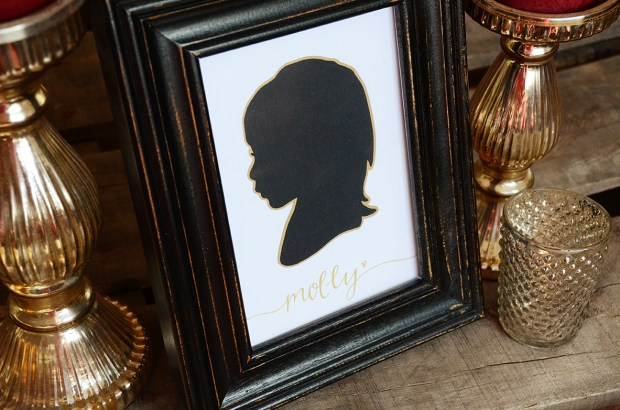 Papercut Silhouette from Your New Friend Sam on Etsy 20