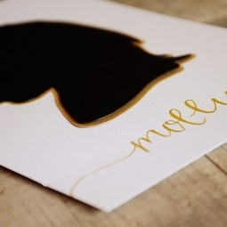 Papercut Silhouette from Your New Friend Sam on Etsy 25
