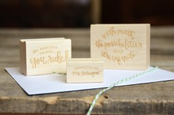 Teacher Rubber Stamp Set from Your New Friend Sam